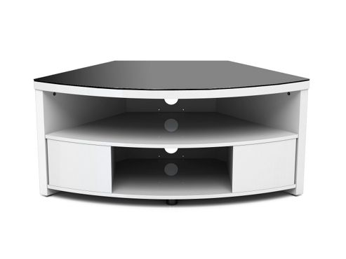 Gecko Impro TV Stand - Gloss White