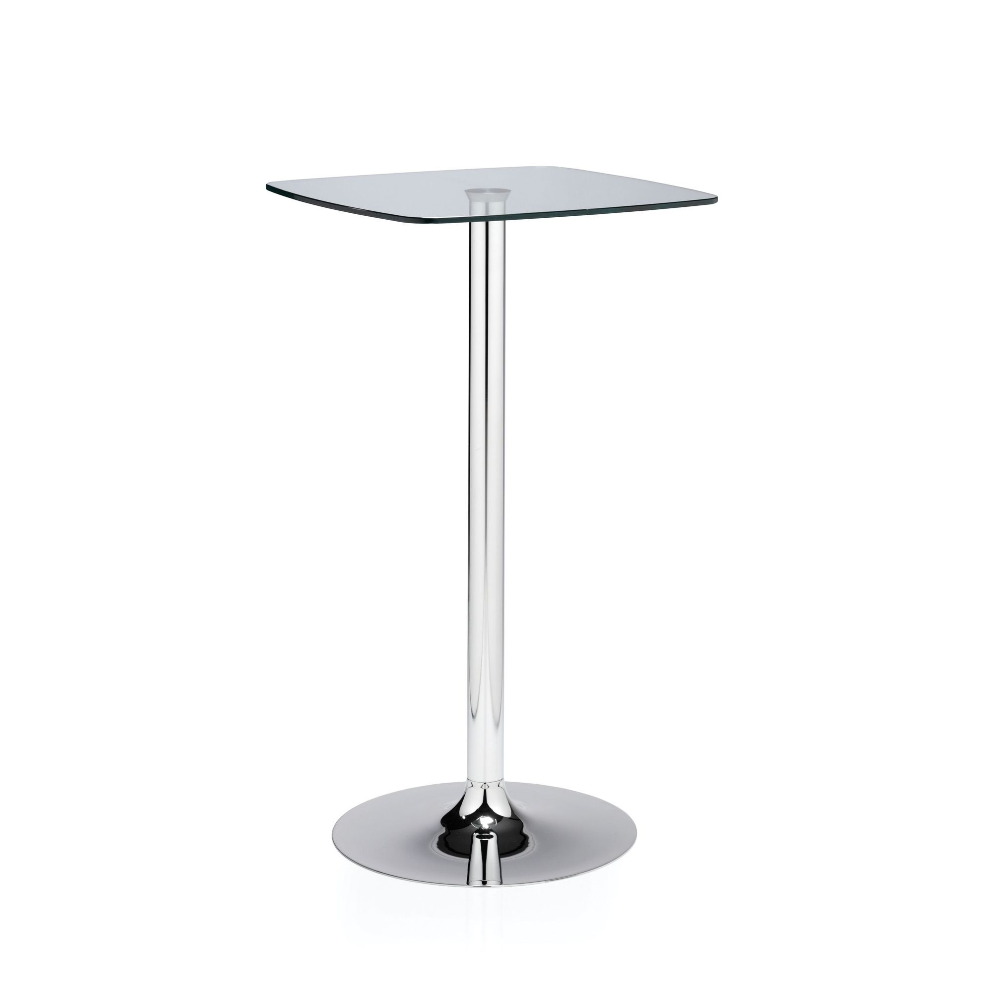 Ocee Design Venalo Trumet Base Poseur Table at Tesco Direct