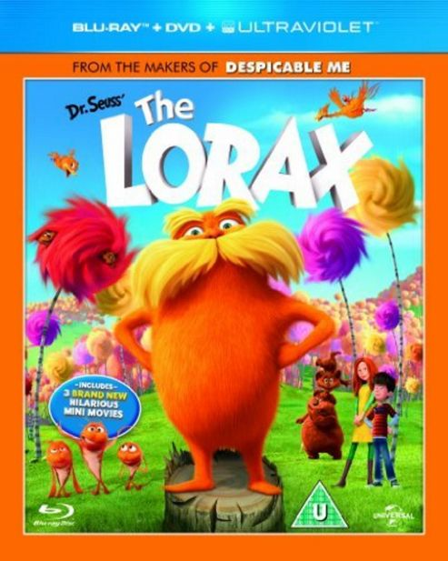 The Lorax (Blu-Ray)