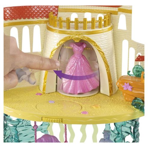 Disney Princess The Little Mermaid Castle