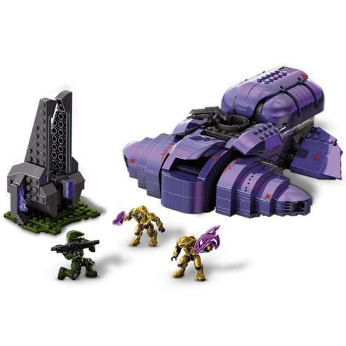 Mega Bloks Halo Covenant Wraith
