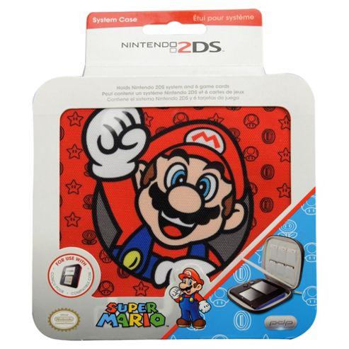 2DS Mario Lux Case