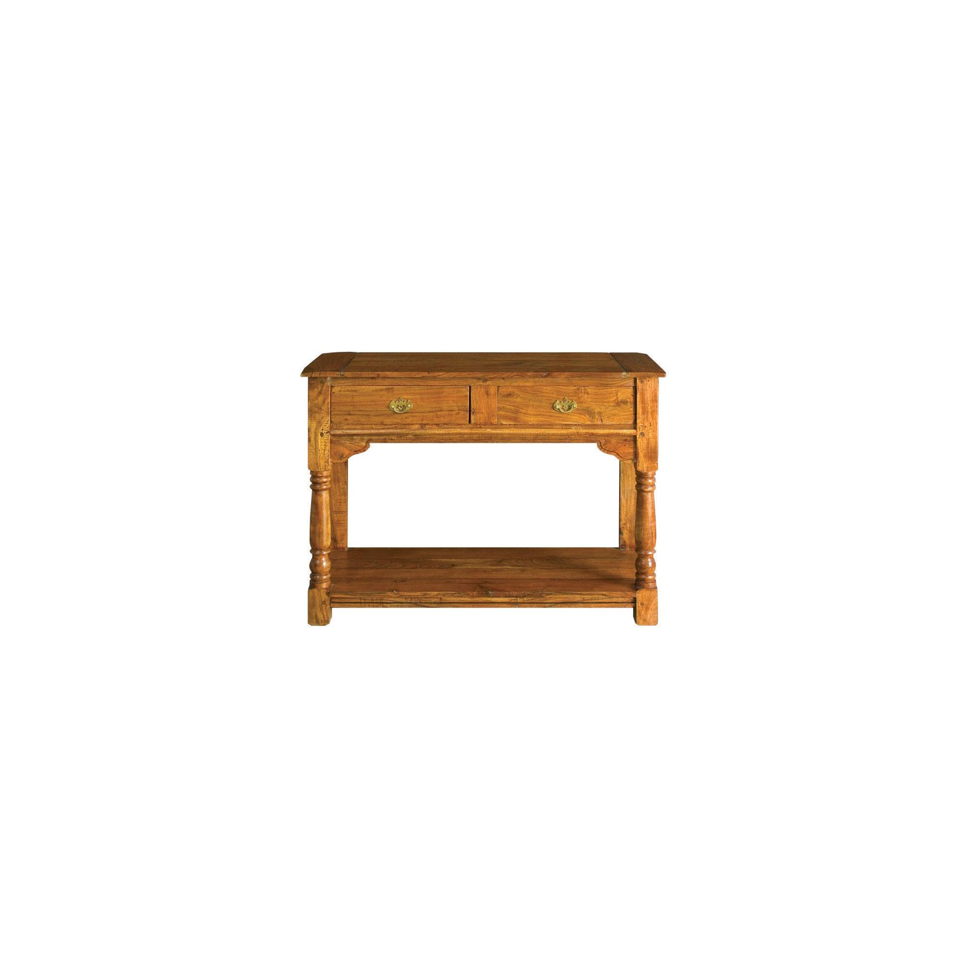 Alterton Furniture Granary Console Table