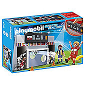 Playmobil Football Shooting Practice