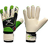 Precision Gk Schmeichology 5 Fusion Pro Junior Goalkeeper Gloves - White