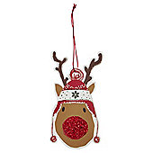 Rudolph Christmas Gift Tags, 6 pack