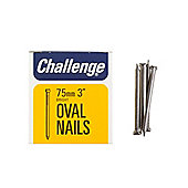 Shaw Challenge Oval Wire Nails 1In/25mm