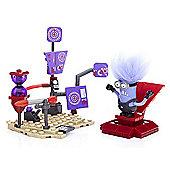 Mega Bloks Despicable Me El Macho's Lab - 82 Pieces