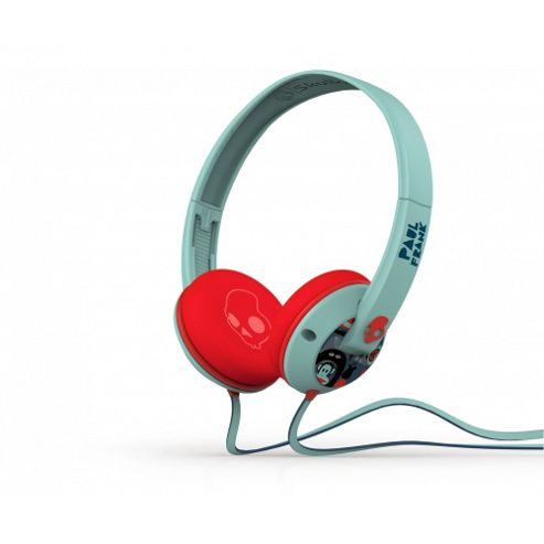 Uprock On-Ear Headphones Paul Frank/Turquoise/Red