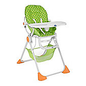 Chicco Pocket Lunch Highchair (Jade)