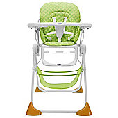 Chicco Pocket Lunch Highchair, Jade