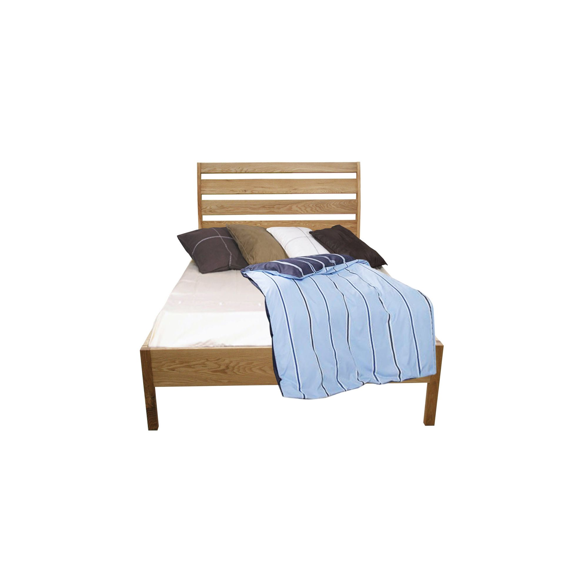 Home Zone Furniture Churchill Bed Frame - Double at Tesco Direct