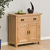 Stirling Oak Compact Sideboard
