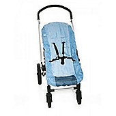Wallaboo Baby Stroller Cover - Blue