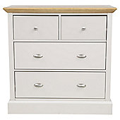 Hardwick 4 Drawer Chest
