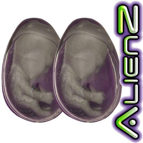 Buy Alienz - Alien In Goo Egg (Pack Of Two) from our Action Figures range - Tesco