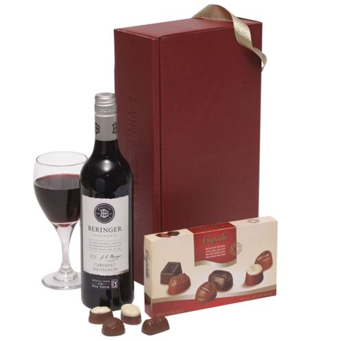 californian wine & chocolates (OU61)