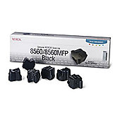 Xerox Solid Ink Sticks (Pack 6) - Black