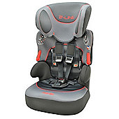 Nania 1St Beline SP Car Seat, Group 1,2,3, Graphic Red
