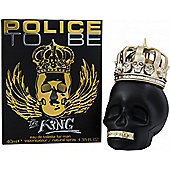 Police To Be The King Eau de Toilette (EDT) 40ml Spray For Men