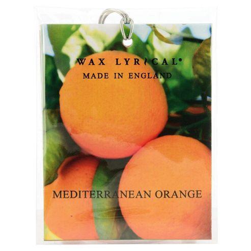 Wax Lyrical Made in England Mini Scented Sachet Med Orange