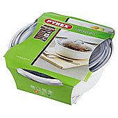 Pyrex Impressions 1.5L Casserole Dish, White