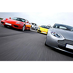 Triple Supercar Driving Blast - Weekdays