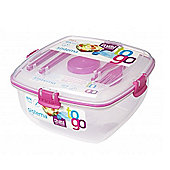 Sistema Chill It To Go, 1.3L, Pink