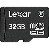Lexar 32 GB microSDHC