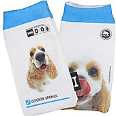 The Dog Spaniel Sock