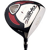 Power Bilt Mens Air Force One Titanium Driver Flex R Loft 12.5 Deg.