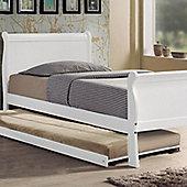 Nevis Sleigh Bed