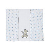 Mothercare Muslin Cloths - 3 Pack