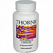 Thorne Research Potassium Citrate 99Mg 90 Veg Capsules