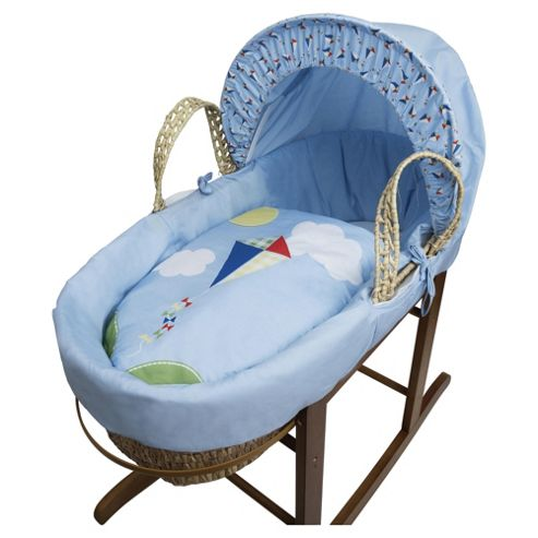 Kinder Valley Kite Blue Moses Basket