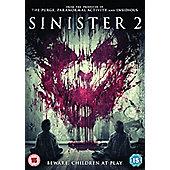 Sinister 2 DVD