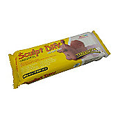 Sculpt Dry Air Drying Clay - 500g - Terracotta
