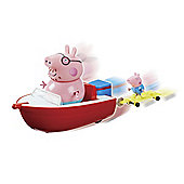 Peppa Pig Holiday Splash Speed Boat