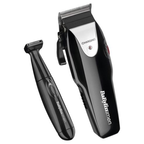 BaByliss Turbopower  Pro Grooming Kit 21 Piece for Men 7497CU