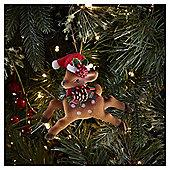 Bambi Christmas Tree Decoration