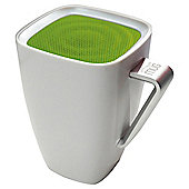 Wowthem Mighty Sound Mug Bluetooth Speaker White/Green