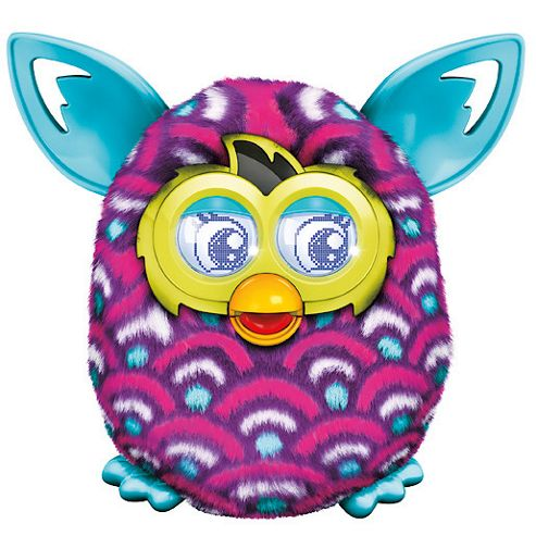 Furby Boom - Purple Waves