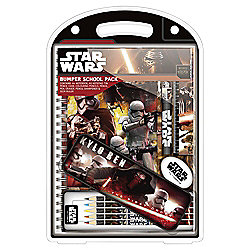 Star Wars Stationery Bumper School Pack