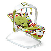 Mamas & Papas - MAGIC astro bouncer - Babyplay Stripe