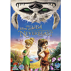Tinker Bell & The Legend of the NeverBeast DVD