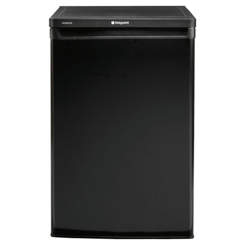 Hotpoint RLAAV22K Fridge, 55cm, A+ Energy Rating, Black
