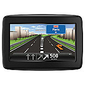 "TomTom Start 25 Sat Nav, 5"" LCD Touch Screen with Western European Maps"