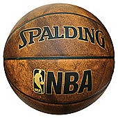 Spalding NBA Heritage In/Outdoor Basketball