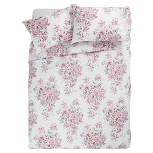 Tesco Bouquet Floral duvet DB
