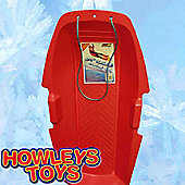 Lilo 'Speed' Sled / Sledge - Red